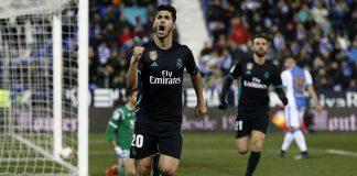 Real Madrid, Karima Benzema, Gareth Bale, Cristiano Ronaldo, Leganes, Marco Asensio