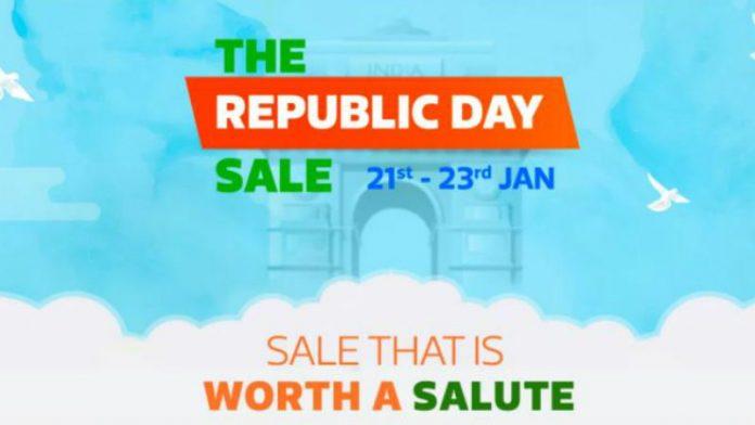 Republic Day, sale, Flipkart, Amazon, India, Big bazaar