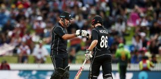 Impressive Grandhomme leads New Zealand to stunning win against Pak