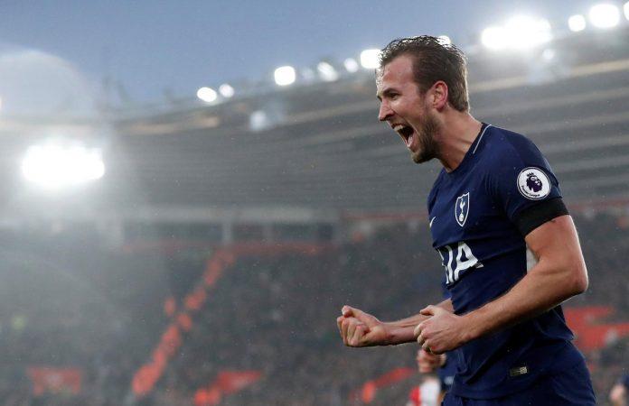 Harry Kane, Premier League, EPL, Southampton, football
