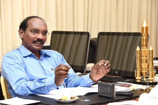 K. Sivan, AS Kiran Kumar, Indian Space Research Organisation, ISRO, chairman, Appointment, NewsMobile, Mobile News, India