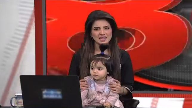 News Anchor, Pakistan, NewsMobile, Samaa TV, NewsMobile