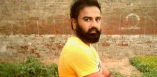 Punjab, Harjinder Singh Bhullar, Vicky Gounder, Prema Lahoriya, Muktsar, Rajasthan, DGP Dinkar Gupta, Captain Amarinder Singh, dreaded gangster shot dead, Nabha Jailbreak