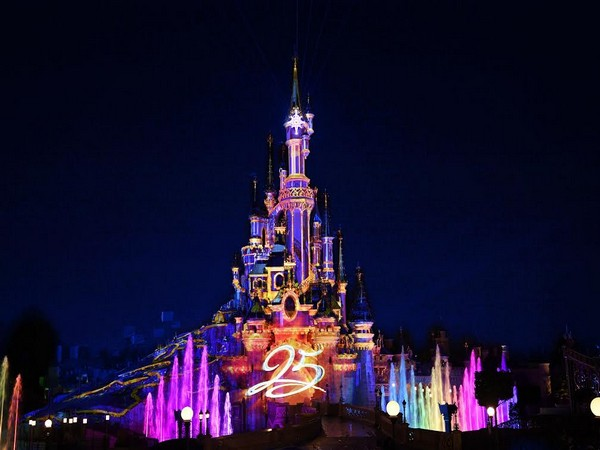 Disneyland, Paris, Festival, Family, 25 Years, NewsMobile