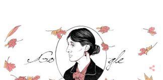 Virginia Woolf, Nicole Kidman, Google doodle, Britain, novelist, India, The hours, Oscars