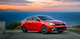 Kia reveals third generation 2019 Forte at Detroit auto show