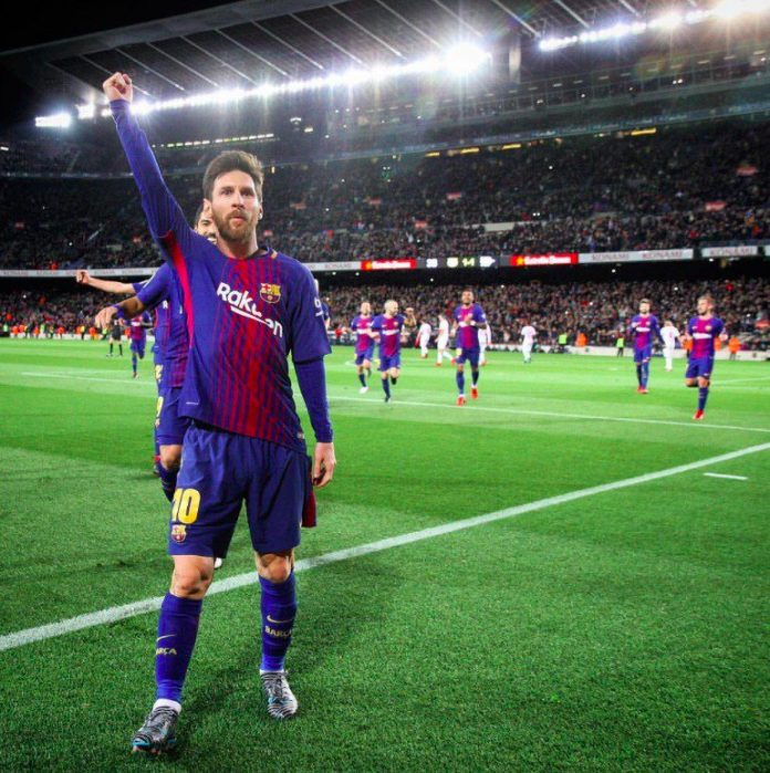 Lionel Messi scored 21st free-kick goal in la liga as Coutinho made a silent debut for Barca