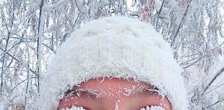Siberian Village, Temperature, Weather, Cold, Snow, Celcius, NewsMobile, World, Overseas