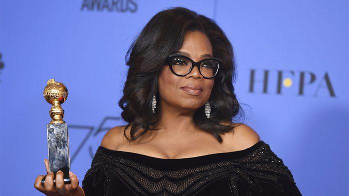 Terrible men, Oprah Winfrey, iconic speech, Golden Globes, Sexual harassment, Entertainment, NewsMobile, Mobile News, India