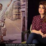 PadMan, Twinkle Khanna, Akshay Kumar, Film, Movie, NewsMobile