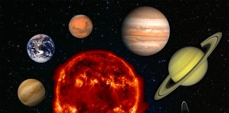 Planets, Earth, Sun, Moon, Stars, 8 Planets Dwarf Planet, Pluto, Saturn, Neptune, Mars, N4K, NewsMobile