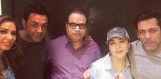 Preity Zinta, Bobby Deol, Salman Khan, Sonakshi Sinha, Birthday, Birthday Bash, Bash, NewsMobile, Bollywood, Entertainment