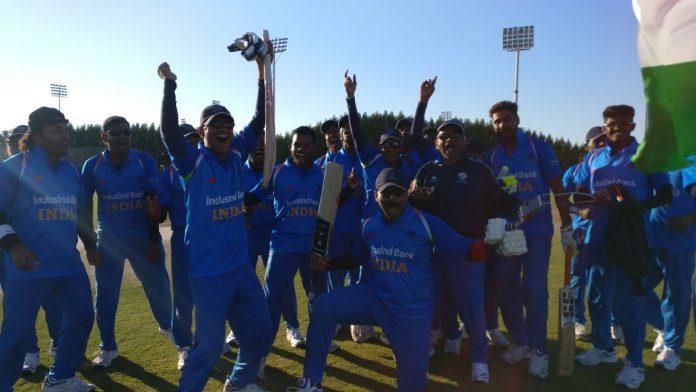 UAE, India, Pakistan, Cricket, Blind, World Cup