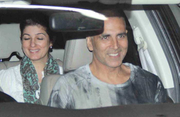 The superhero took his family for a special screening of padman gumiabroncs Choice Image