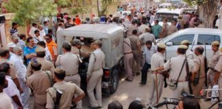 Constable, encounter, UP, 8-year-old, dies, Yogi Adityanath