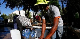 Cape Town, Day Zero, water, South Africa, drought, metro, drinking water