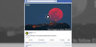 Facebook, Supermoon, Fake, NewsMobile, Tech, NewsMobile