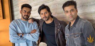 Varun Dhawan, Karan Johar, RannBhoomi, Movie, 2020, NewsMobile, Mobile News India, Entertainment