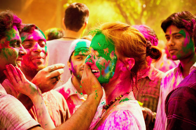 Holi, India, Country, Celebrations, States, Festival, NewsMobile, Global Traveller, Mobile News, India