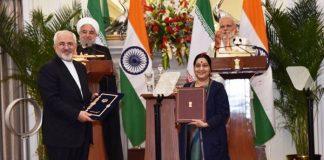 India, Iran, MoU, Signed, Memorandum, NewsMobile, Mobile News India, Nation, President