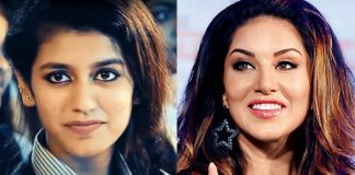 Priya Varrier, Sunny Leone, Competition, Google, NewsMobile, Entertainment, Mobile News India