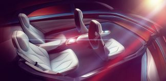 Volkswagen, steering wheel, pedals, concept car, I.D. Vizzion, Auto, NewsMobile, Mobile News, India