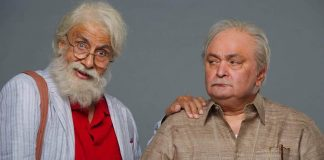 Rishi Kapoor. Amitabh Bachchan, 102 not out, Teaser, Aaradhya Bachchan, Movie, Entertainment, Bollywood, NewsMobile, Mobile News India