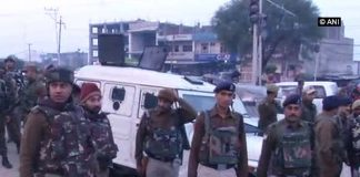 Home Minister Rajnath Singh, Ministry of Home Affairs, Sunjwan Army Camp attack, Director General of Police, Jammu and Kashmir, one dead three injured inSunjwan,
