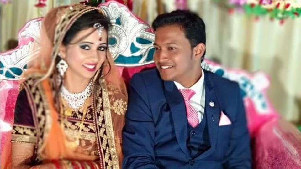 Groom Killed Bride Critical After Wedding Gift Explodes