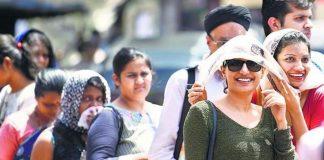 South Mumbai, Mumbai, Heat, 36 Degree, Temperature, NewsMobile, CityScape