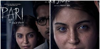Pari, Teaser, Anushka Sharma, Spooks, Eyes, Spooky, NewsMobile, Mobile News India, Entertainment