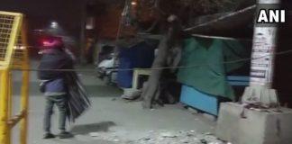 Biker, Accident, Killed, Death. 21 Year Old, Barricade, West Delhi, Delhi, New Delhi, NewsMobile, Mobile News India
