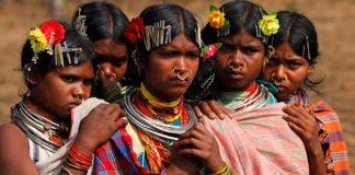 Odisha, tribal belt in India, India, Maharashtra, Rajasthan, Nagaland, North east India, Chhatisgarh