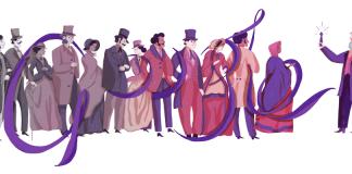 Sir Henry Perkins, Mauve, purple dye, Britain, Queen Victoria, British royals, Google Doodle, 12th March 2018