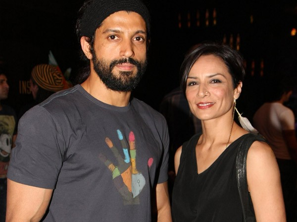 Farhan Akhtar, Wife, Adhuna Akhtar, Missing, Rwitter, Retweet, NewsMobile, Mobile News, Entertainment