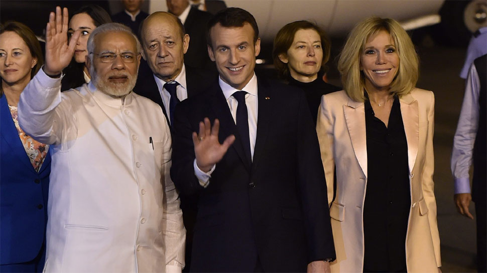 French President Emmanuel Macron S 4 Day Visit To India Full Schedule Here Newsmobile