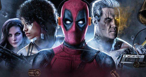 Watch New Deadpool 2 Trailer Released Online Newsmobile