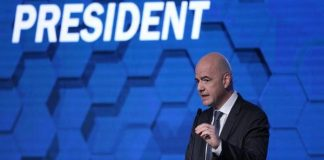 Gianni Infantino, FIFA, Iran, Hassan Rouhani, Football ban, women banned fro soccer fields, soccer, football