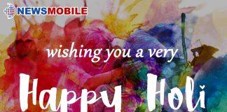Holi, Happy Holi, Colours, NewsMobile, Brief, Mobile News, India, Festival