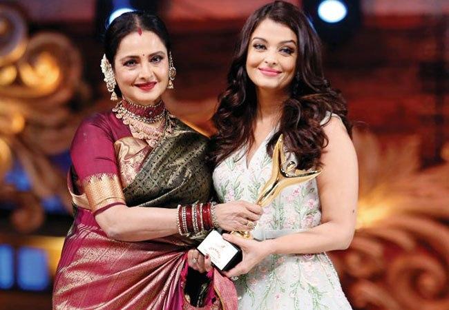 Rekha, Aishwarya, Letter, Actresses, Actor, Bollywood, Amitabh Bachchan, NewsMobile, Mobile News, India