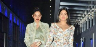 Janhvi Kapoor, Sridevi, Mother's Day, Post, Celebrations, NewsMobile, Mobile News, Entertainment, Bollywood