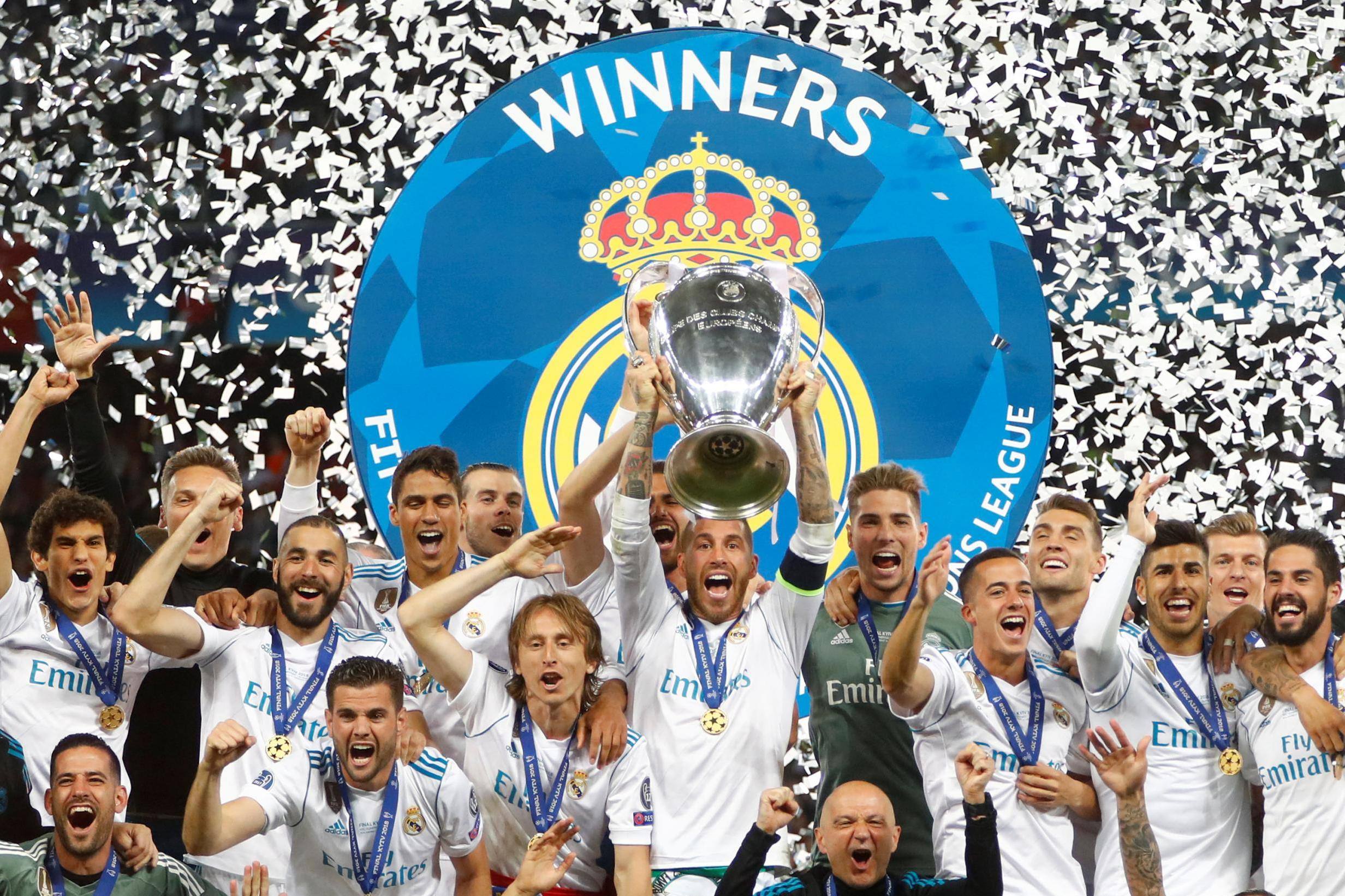Real Madrid Finale Champions League