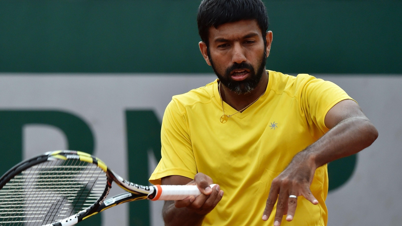 French Open, Bhambri, knocked out, advances, Tennis, NewsMobile, Mobile News, India