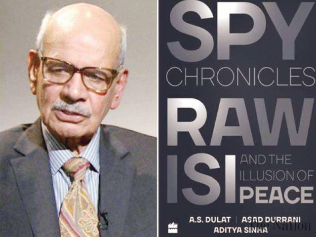 Pakistan, ISI Chief,Asad Durrani,AS Dulat, Spy Chronicles,Inter-Services Intelligence,Spy Chronicles: RAW, ISI and the Illusion of Peace,Yousaf Raza Gillani,Osama Bin Ladin,Abbottabad,