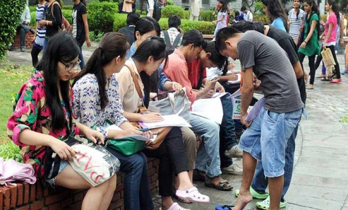 Delhi University, Application, 2 lakh, College, Admission, University, Undergraduate, NewsMobile, Mobile News, India