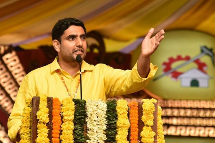 BJP, TDP, opponent, Andhra Pradesh, polls, Nara Lokesh, Chandrababu Naidu, Politics, NewsMobile, Mobile News, India