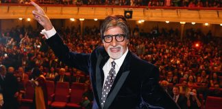 A walk through Big B's journey as he turns 76