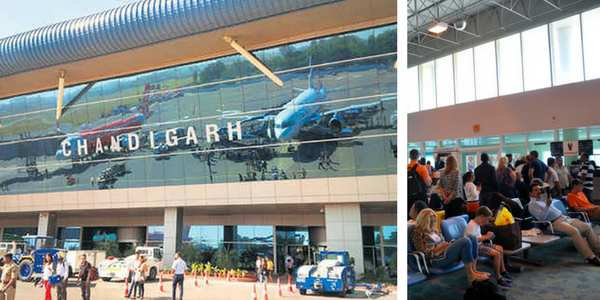 Chandigarh airport to remain shut till 31st May