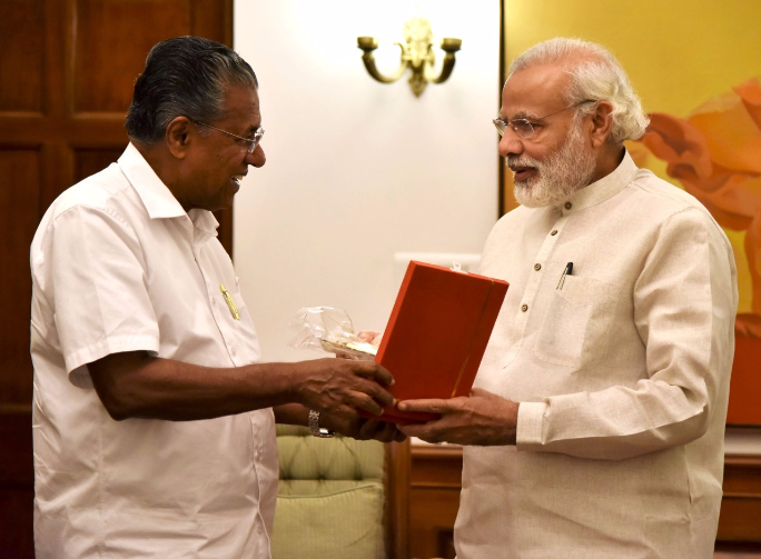 Kerala, Chief Minister, denied, appointment, PM Modi, Pinarayi Vijayan, Prime Minister, Narendra Modi, NewsMobile, Mobile news, Politics, India