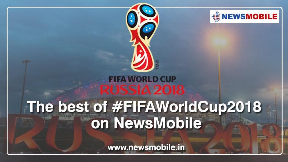 NewsMobile FIFA 2018 Wrap